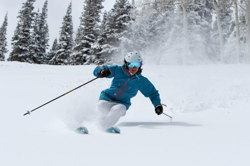 Park City Utah ski area