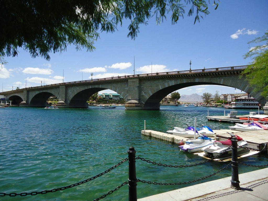 London Bridge at Lake Havasu Arizona